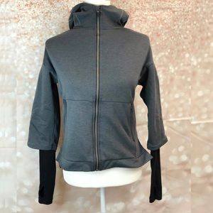 NEW Sweaty Betty | Asymmetrical Thermal Jacket